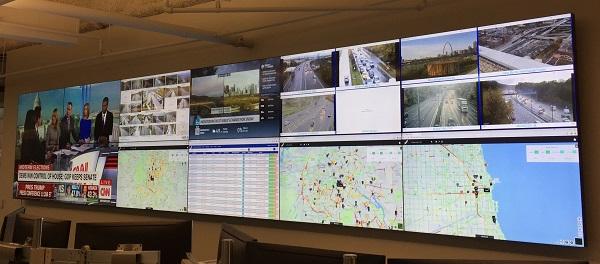 Vizzion: Vizzion supplies the HERE Traffic Operations Center